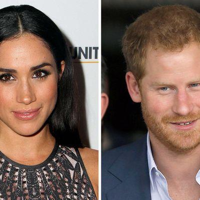 Busenblitzer! Hier hat Prinz Harrys Freundin den BH vergessen (Foto)