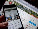 Die Polizeibehörden setzen verstärkt auf die sozialen Netzwerke. (Foto)