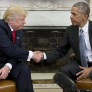 Obama schenkt Trump mächtige Geheimwaffe (Foto)