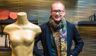 Andreas Rose ist Modeberater aus Frankfurt am Main. (Foto)