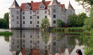 Das Schloss Glücksburg diente lange als Residenz für das gleichnamige Adelsgeschlecht. (Foto)
