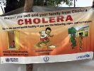 Im Jemen wütet aktuell eine Cholera-Epidemie. (Foto)
