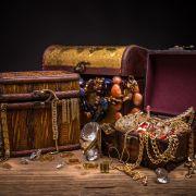 Wer DIESEN Goldschatz findet, darf ihn behalten (Foto)
