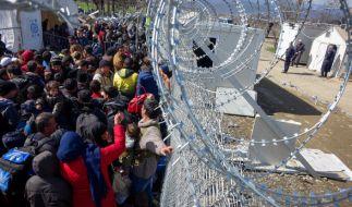 Entgegen dem Abkommen von 2016 sollen die EU-Länder wesentlich mehr Flüchtlinge aufgenommen haben, als vereinbart. (Foto)