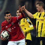 Laufen 45 Bundesliga-Spiele ab Herbst nur noch im Internet? (Foto)