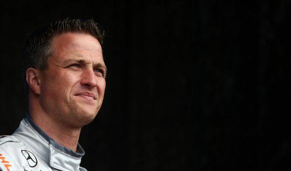 Ralf Schumacher privat