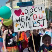 Gay Pride allerorten! So feiert die LGBT-Gemeinde in Deutschland den CSD (Foto)