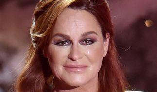"""Emotionaler Moment: Am 15. Juli 2017 beendet Andrea Berg ihre """"Seelenleben""""-Tour. (Foto)"""