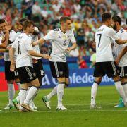 Sieg! Deutschland steht im Finale (Foto)