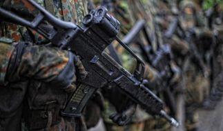 Die Skandalserie bei der Bundeswehr scheint nicht abzureißen. (Foto)