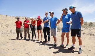 """Bei """"Global Gladiators"""" wartet diesmal eine Sand-Challenge auf die Kandidaten. (Foto)"""