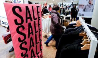 In einigen Städten Deutschlands können Sie auch am Sonntag einkaufen. (Foto)