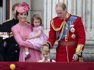 Prinz George ist offenbar nur schwer zu bändigen. (Foto)