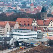 Wegen Bombe! Gefängnis in Regensburg geräumt (Foto)