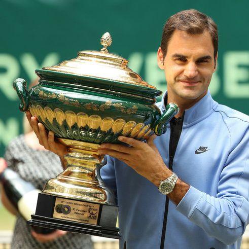 Zwei Doppeltreffer für Tennis-Star! SO glücklich macht ihn seine Familie (Foto)