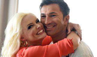 Daniela Katzenberger und Lucas Cordalis sind seit gut einem Jahr verheiratet. (Foto)