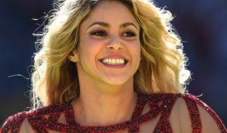 Im November wird Shakira für zwei Konzerte nach Deutschland kommen. (Foto)