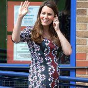 Herzogin Kate unerwünscht! Schwangere müssen draußen bleiben (Foto)