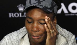 Venus Williams verursachte einen Autounfall mit schlimmen Folgen. (Foto)