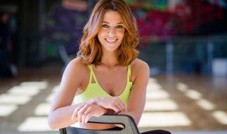 Vanessa Mai zeigt gern ihre sportlichen Kurven. (Foto)