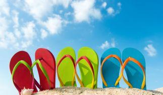 Ökotest testete im Juli Flip Flops Crocs und Co. (Foto)