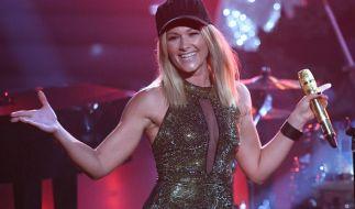 """Helene Fischer bringt """"Herzbeben"""" und """"Nur mit dir"""" als Remixes heraus. (Foto)"""