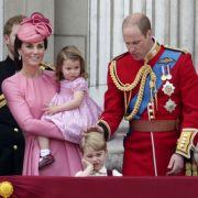 Wenn Herzogin Kate ihre Kinder in der Öffentlichkeit zeigt, darf das perfekte Outfit nicht fehlen. Bei