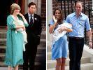 Kate Middleton vs. Prinzessin Diana
