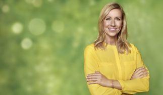 """Andrea """"Kiwi"""" Kiewel präsentiert allwöchentlich die beliebte Sonntagssendung """"ZDF Fernsehgarten"""" im Zweiten. (Foto)"""