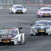BMW-Fahrer Martin flitzt zum DTM-Sieg nach Unfall auf dem Norisring (Foto)