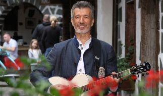 """Der Südtiroler Musiker Oswald Sattler ist am 02.07.2017 bei Stefan Mross bei """"Immer wieder sonntags"""" zu Gast. (Foto)"""