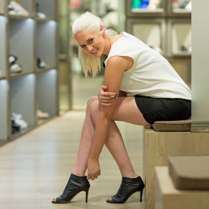 Welche Promi-Dame schnappte sich die Shopping-Krone? (Foto)