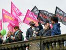 Das BKA warnt vor Gewaltexzessen beim G20-Gipfel in Hamburg. (Foto)