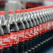 Coca Cola will Zuckeranteil verringern (Foto)