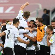 Deutschland gewinnt Mini-WM - 0:1-Sieg gegen Chile im Endspiel (Foto)