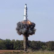 Interkontinentalraketen-Test Nordkoreas - Trump feuert zurück (Foto)