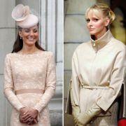 Auch in der Modewelt scheinen sich beide gleichermaßen gut auszukennen.