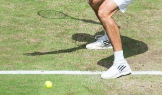 Am Mittwoch startet die zweite Runde in Wimbledon. (Foto)