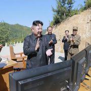 Kim kann USA mit Atomwaffe treffen - Reicht seine Rakete bis zu UNS? (Foto)