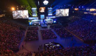 Im letzten Jahr besuchten täglich 14.000 Zuschauer die Lanxess-Arena in Köln. (Foto)
