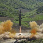Kommen Kim Jong-uns Raketen von Putin? (Foto)