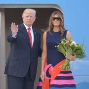SIE lässt Donald Trump richtig abblitzen (Foto)