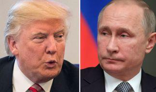 Erstes Aufeinandertreffen beim G20-Gipfel: Wie werden sich Donald Trump und Wladimir Putin verhalten? (Foto)
