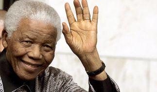 Der Freiheitskämpfer Nelson Mandela gilt als Namenspate für den Mandela-Effekt. (Foto)