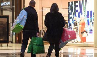 Diesen Sonntag haben leider nicht ganz so viele Geschäfte geöffnet. (Foto)