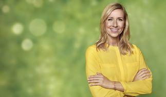 "Andrea Kiewel lädt zum 500. Jubiläum des ""ZDF-Fernsehgarten"". (Foto)"
