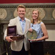 Weltpremiere im ZDF! Bastiaan Ragas bat zum Schloss-Quiz (Foto)