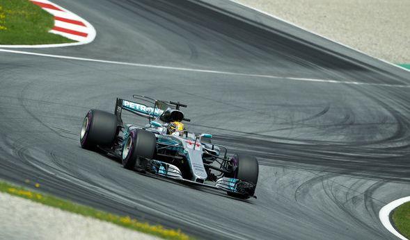 Formel 1 in Spielberg 2017: Alle Ergebnisse im Überblick