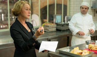 Madame Mallory (Helen Mirren, l.) ist empört, als plötzlich ein indisches Restaurant in ihrer Nachbarschaft eröffnet. (Foto)