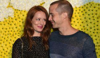 Schauspielerin Lavinia Wilson ist bereits seit 2001 mit ihrem Freund Barnaby Metschurat zusammen. (Foto)